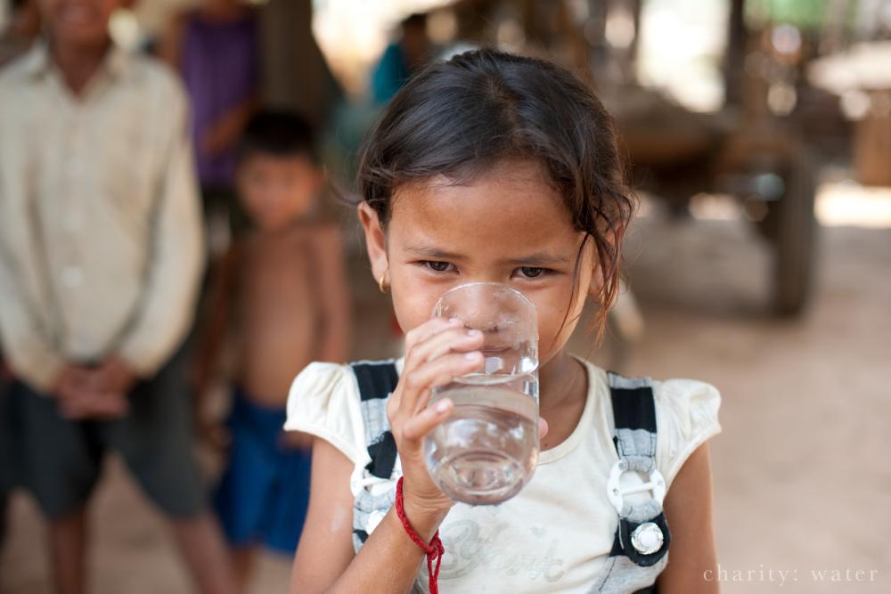 Cambodia Charity Water