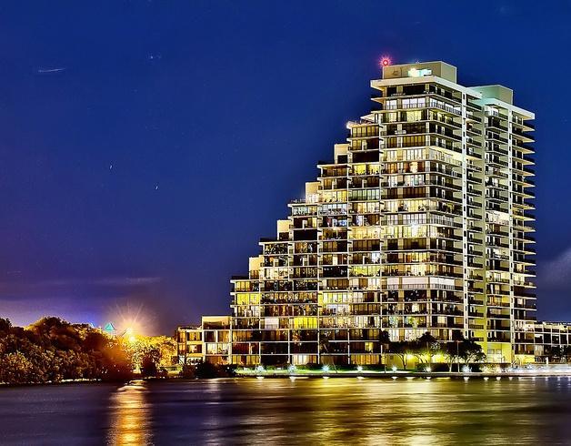 Venetian Way Miami Beach Fl