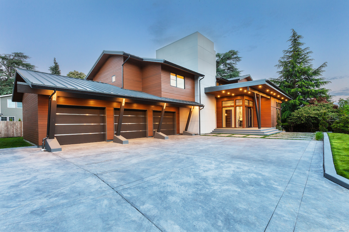 West Bellevue Custom Home