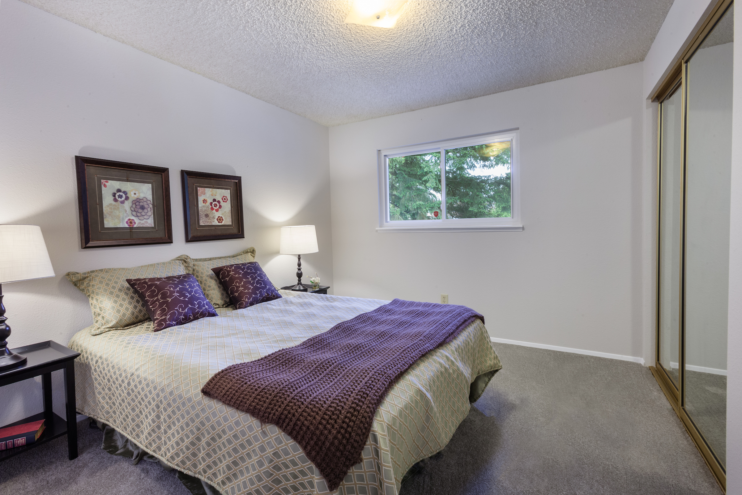 Bedroom- Renton, Washington, USA