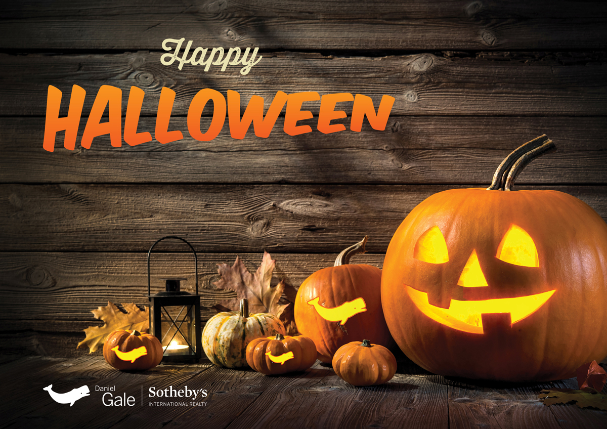 Happy Halloween From Daniel Gale Sotheby S International Realty