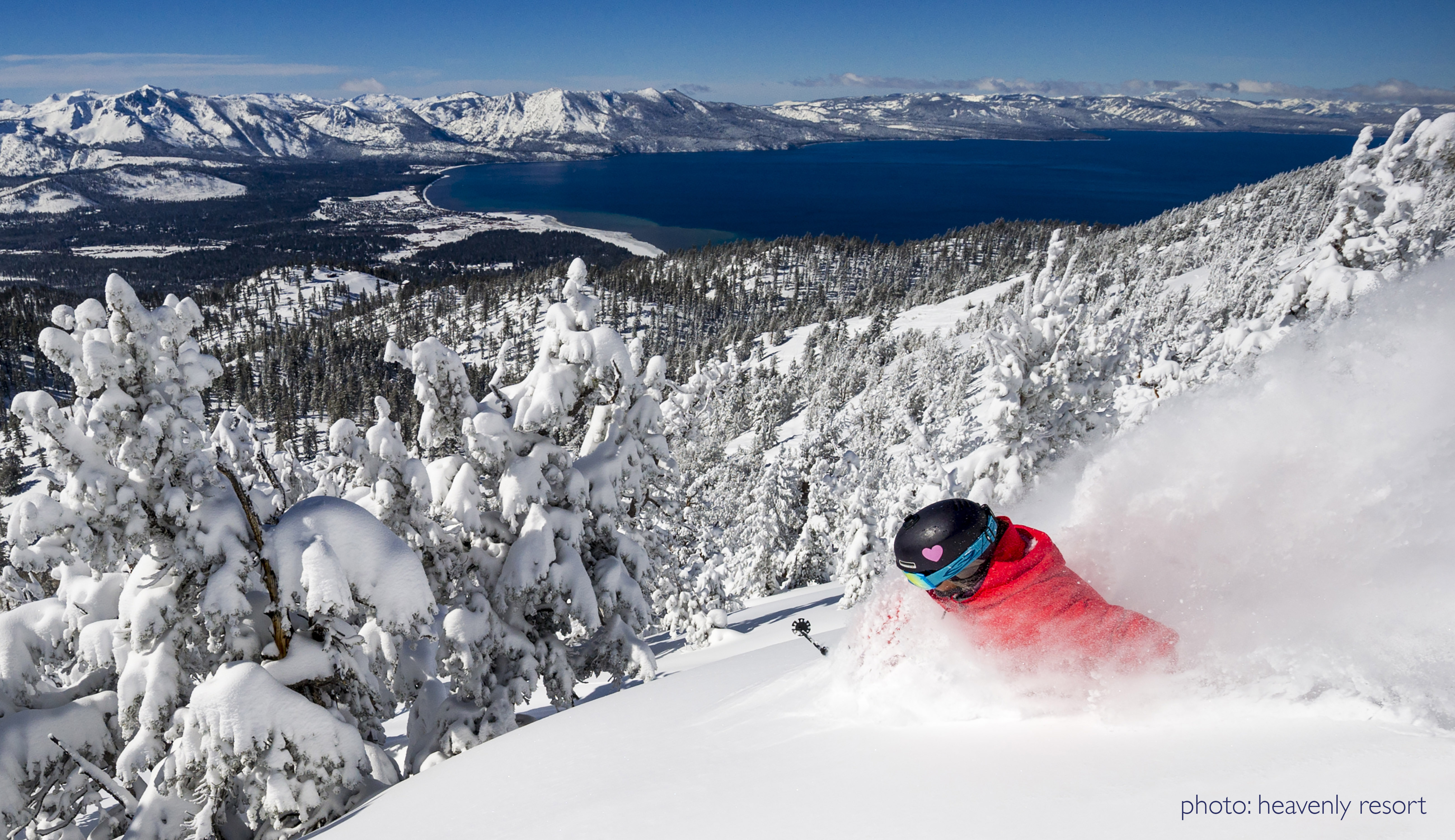 A Winter To Remember In Lake Tahoe Kate Wilkins